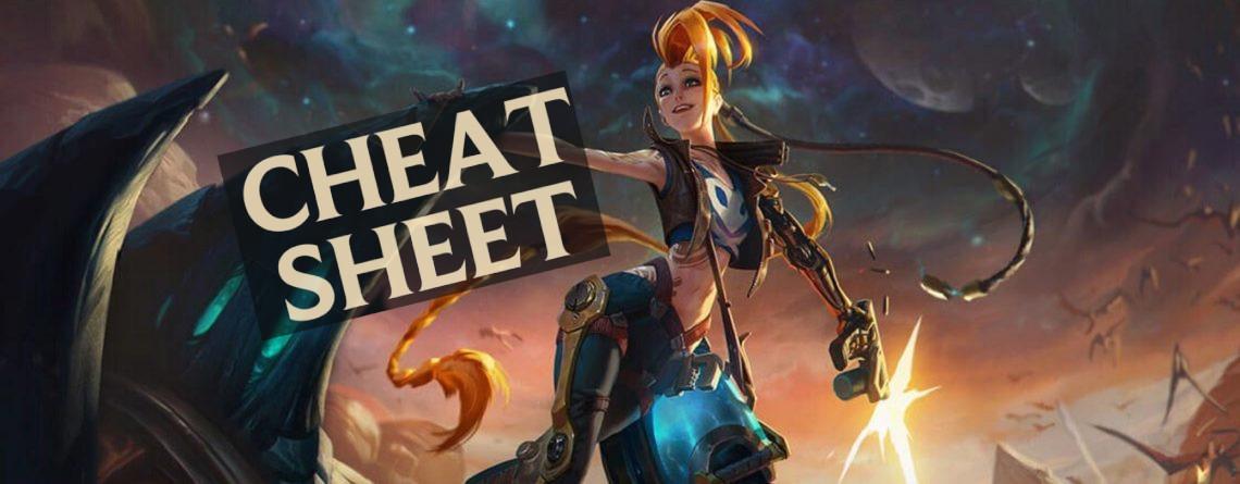 TFT Guide: Cheat Sheet für Set 3 und die neuen Champs