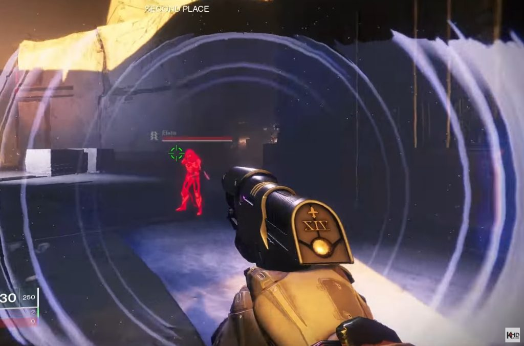 Titan Barricade Exotic Destiny 2
