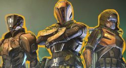 Titel Armor Rüstung Hüter Destiny 2