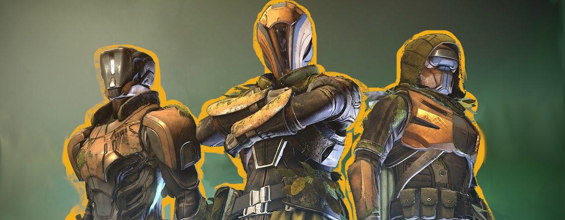 Destiny 2: Viele Rüstungen der Season 10 sind nutzlos – So will Bungie das ändern