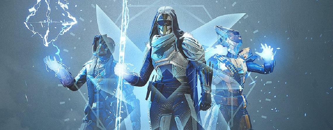 Destiny 2: Die stärksten Kriegsgeist-Builds für alle 3 Klassen in Season 10