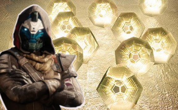 Titel exotic cayde engram Destiny