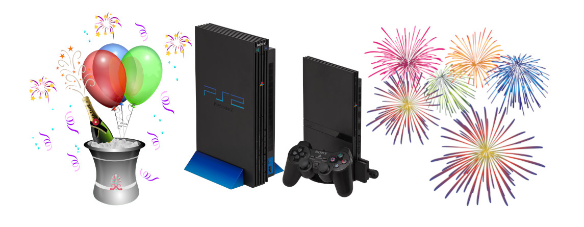 PlayStation 2 – meistverkaufte Spielkonsole aller Zeiten wird 20 Jahre alt