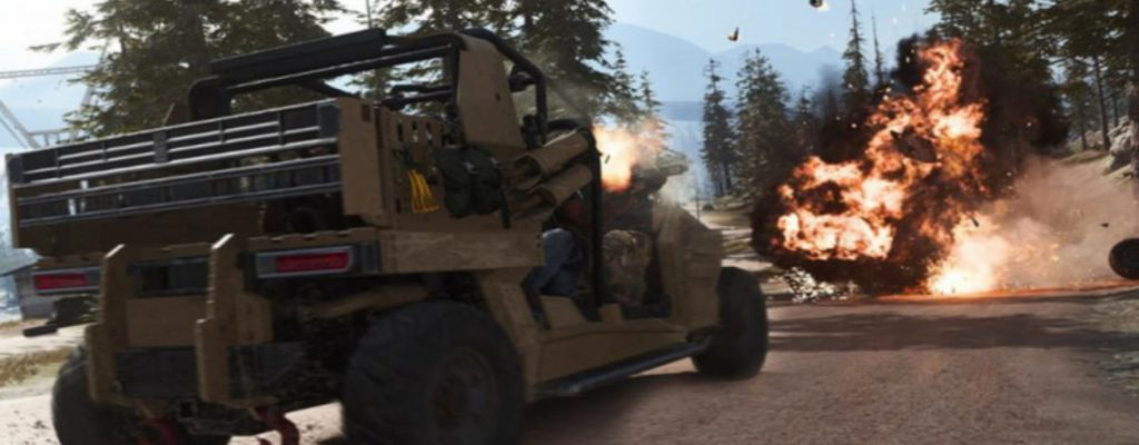 Warzone Rover