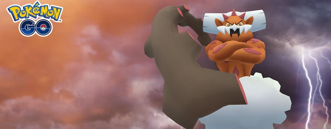 Pokémon GO bringt Demeteros in die Raids – Endlich ein guter Boss?