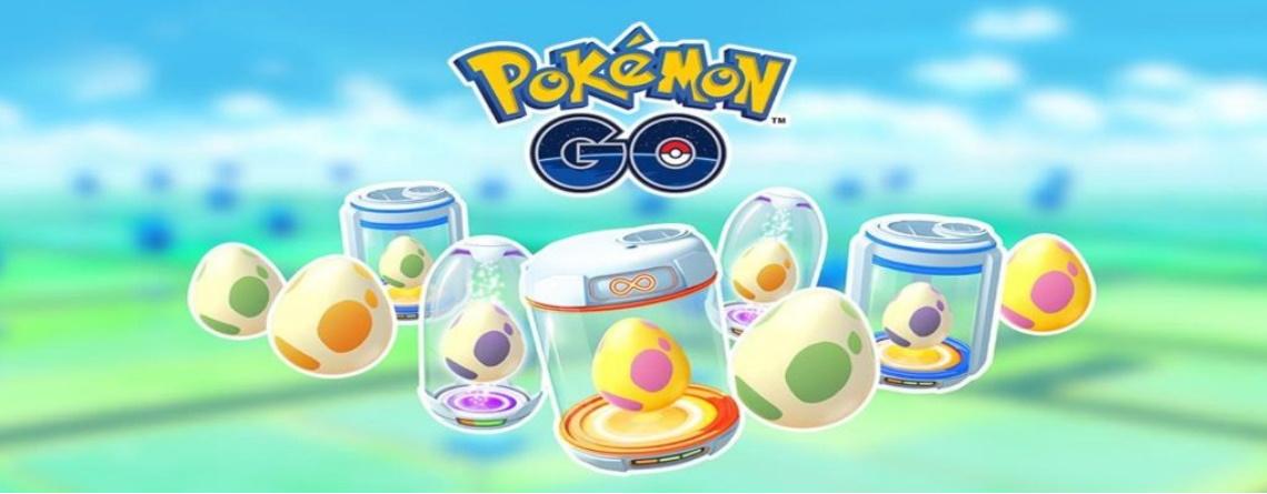 In Pokémon GO bereiten die 7-km-Eier den Trainern echte Probleme