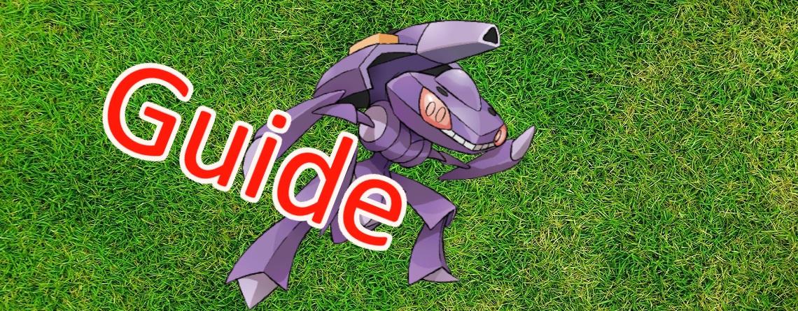 """Pokémon GO: Alle Schritte zur Genesect-Forschung """"Modulare Untersuchung"""""""