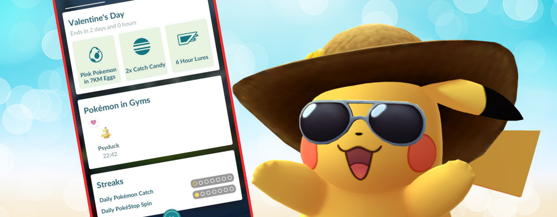 Kein Event mehr verpassen – Pokemon GO führt trainerfreundliches Feature ein