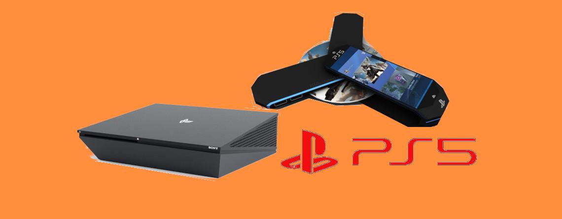 5 Konzepte zeigen, wie schön das PS5-Design aussehen könnte