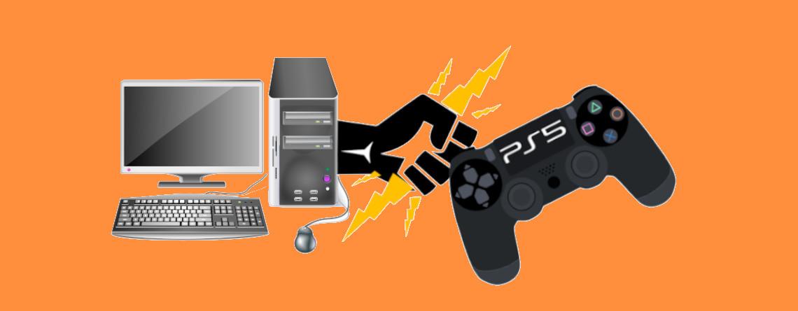 PS5 vs Gaming-PC: Kann die neue Konsole es mit dem PC aufnehmen?