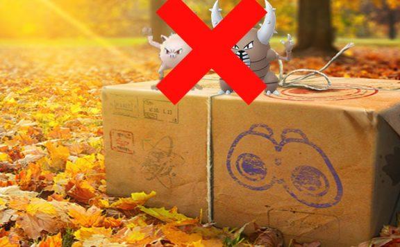 Quests Pokemon GO weg