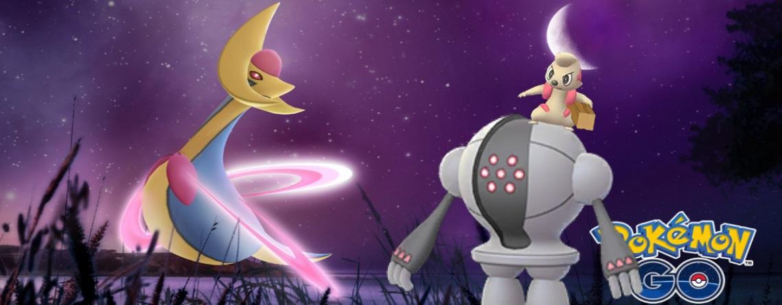Pokémon GO bringt heute neue Raid-Bosse mit 13 starken PvP-Angreifern