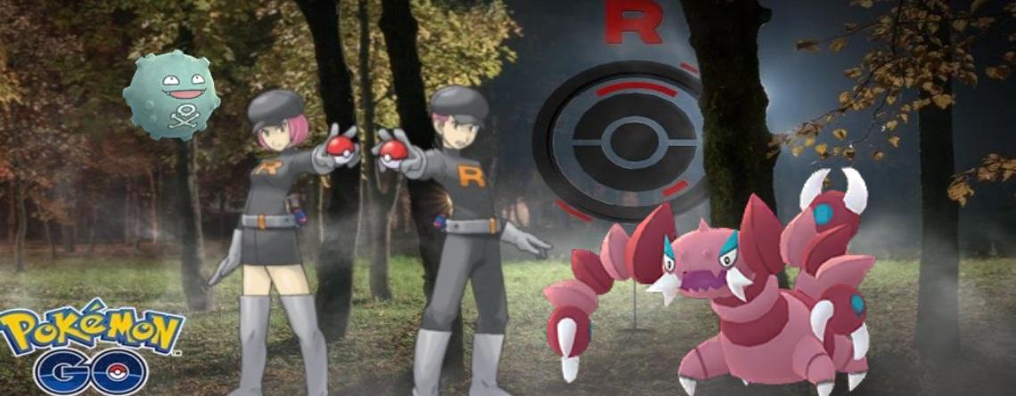 Pokémon GO startet das große Rocket-Event – Das müsst ihr wissen