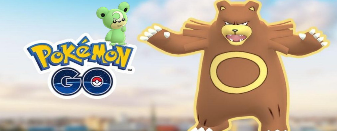 Shiny Teddiursa in Pokémon GO gesichtet – Kommt es bald weltweit?