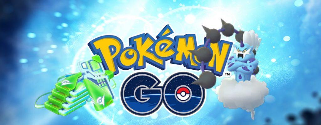 Voltolos Pokemon GO Raid