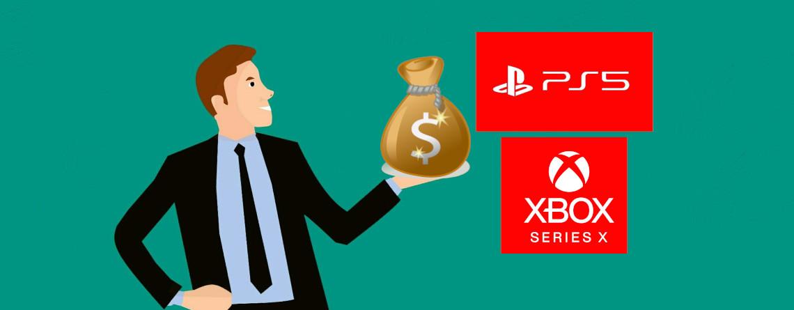 Was kostet die PS5 und Xbox Series X? So teuer wären sie als PC