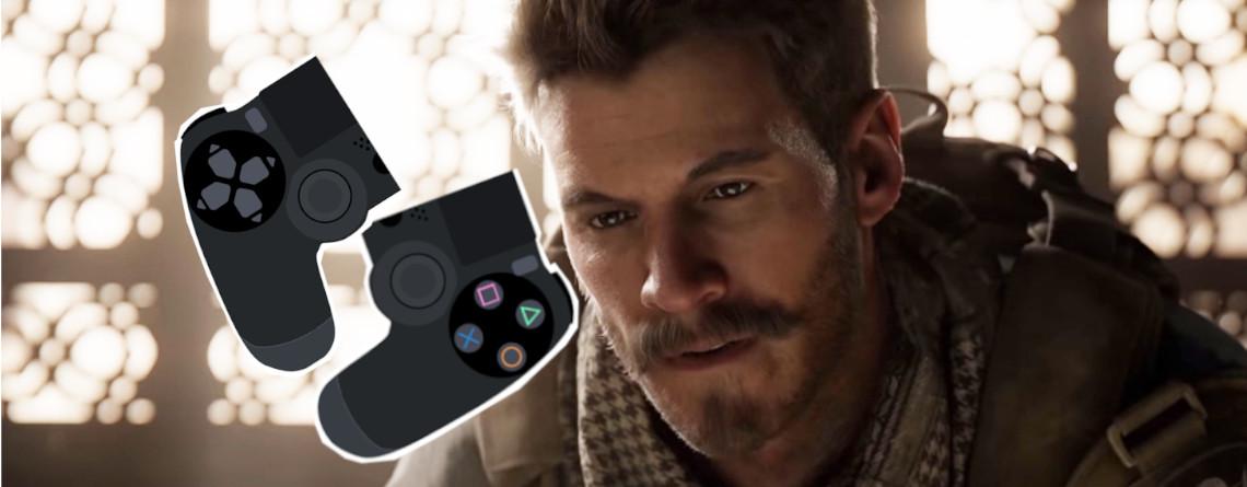 PS4-Spieler ehrt Lieblings-Controller, der in treuer Erfüllung seiner Pflicht starb