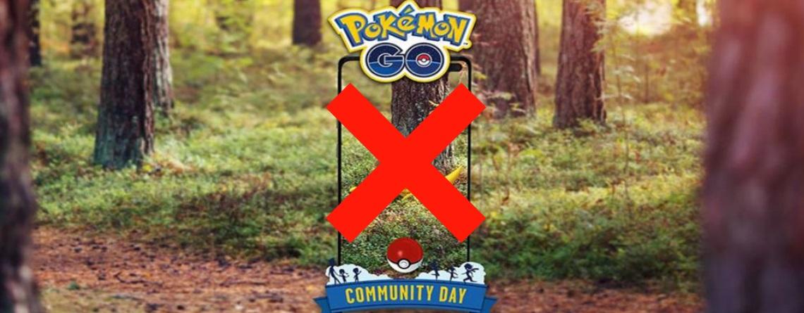 Pokémon GO sagt Community Day im März ab – Was kann man sonst machen?