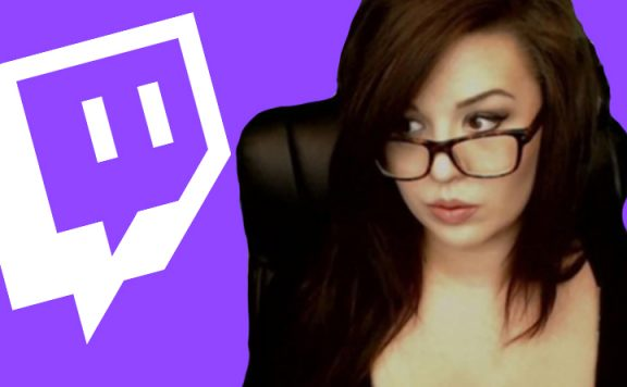 Twitch TV Kaceytron Titel