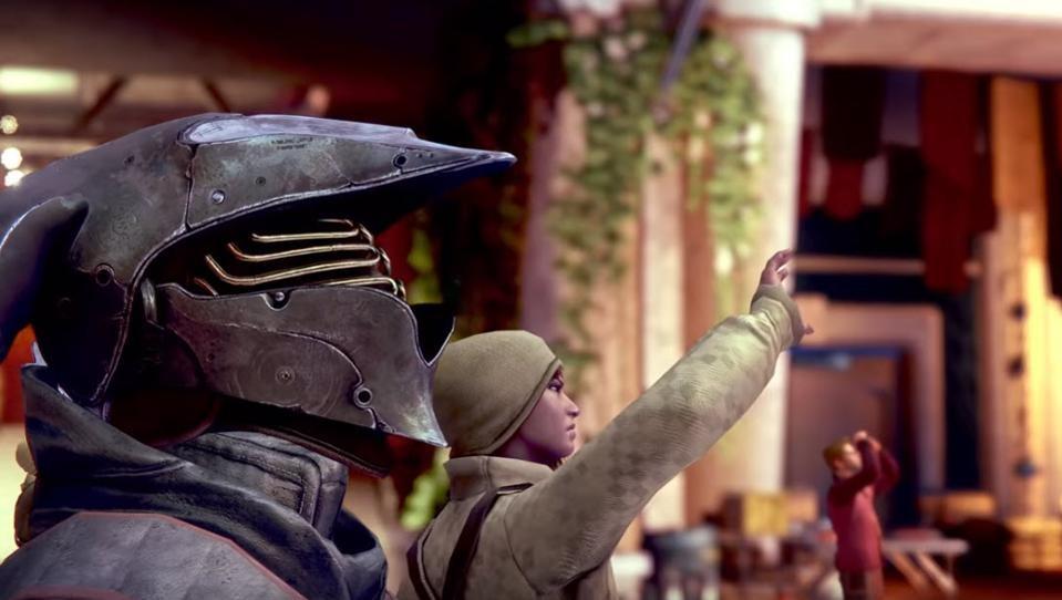 Uldren Helm Trailer Season 10 Destiny