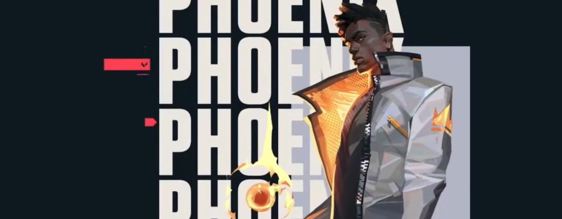 Riot-Shooter Valorant zeigt Phoenix, den ersten Helden samt Gameplay