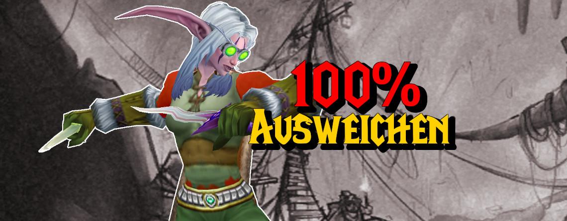 WoW Classic: Level-10-Schurke wird unbesiegbar, hat 100% Ausweichen