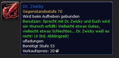 WoW Dr Zwicky