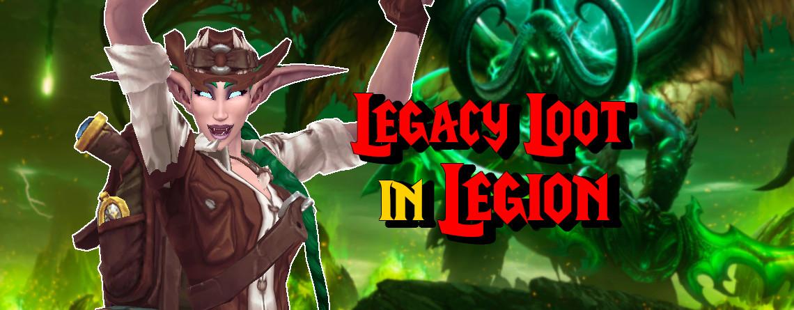 Ab Mittwoch lohnen sich in WoW die alten und coolen Dungeons aus Legion wieder richtig