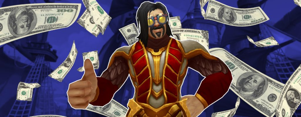 WoW Paladin Cash Dollars titel 1140x445