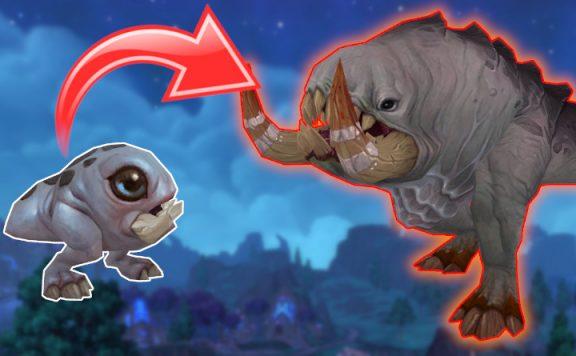 WoW Pet Battle Level Guide title 1140x445