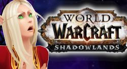 WoW Shadowlands Blood Elf shocked title 1140x445