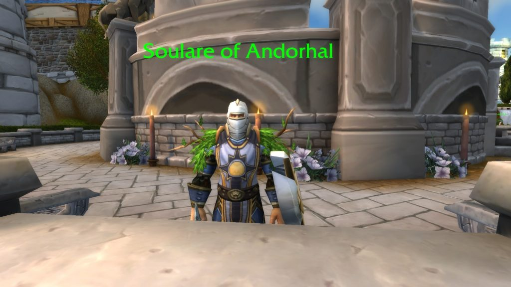 WoW Soulare of Andorhal