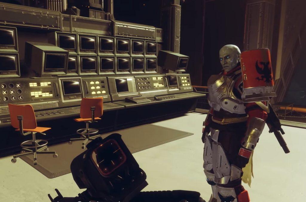 Zavala Bunker Season 10 Destiny.