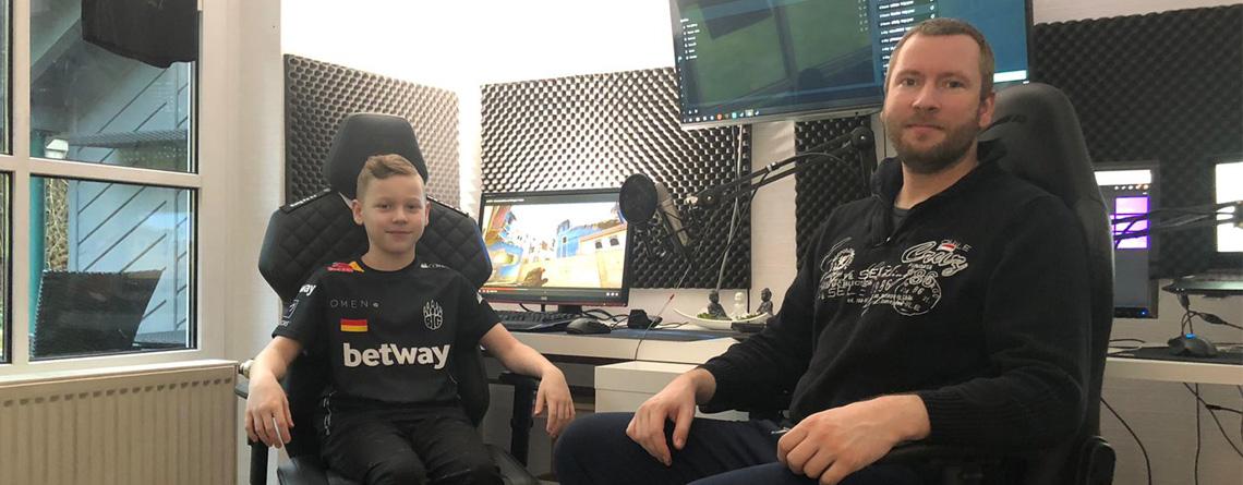 """""""Ich traue ihm CS:GO zu"""" – Wir haben Vater-Sohn-Duo zu ihrem Twitch-Stream befragt"""