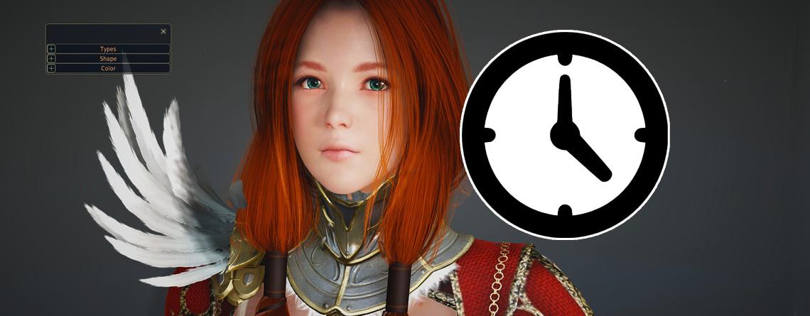 """""""Kurze Haare, Gel und frisch rasiert"""" – So viel Zeit gebt ihr der Charakter-Erstellung in MMOs"""