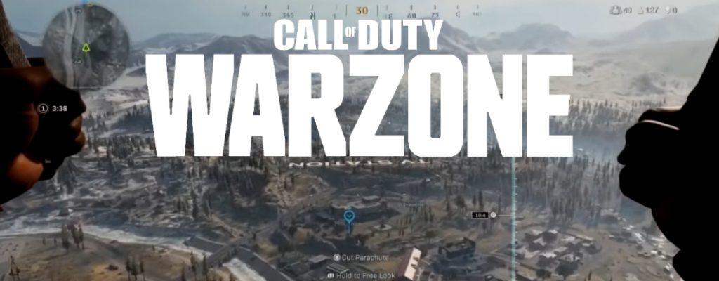 cod modern warfare warzone offizieller trailer titel