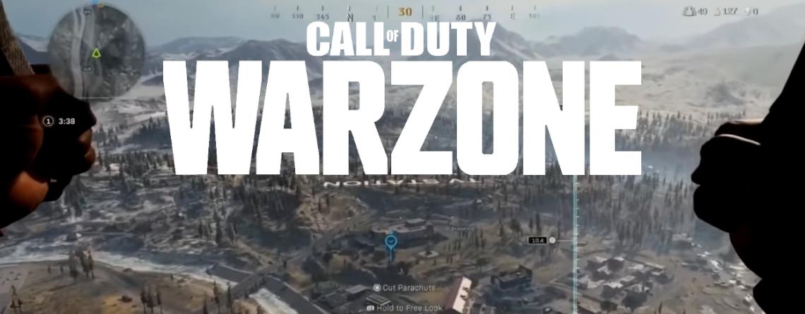 CoD MW: Der Trailer zu Warzone ist endlich da – Heute geht es los