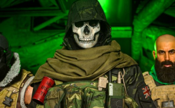 cod modern warfare warzone operator ghost waffen titel