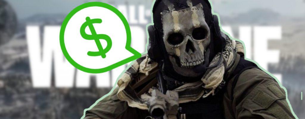 cod modern warfare warzone plunder beutegeld cash titel