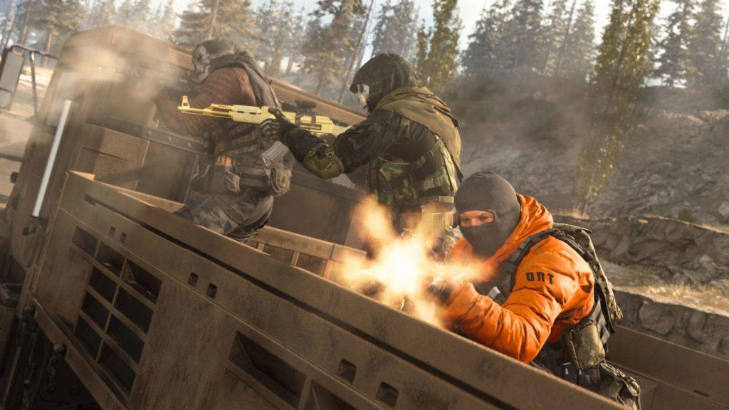 cod modern warfare warzone soldaten operator waffen action