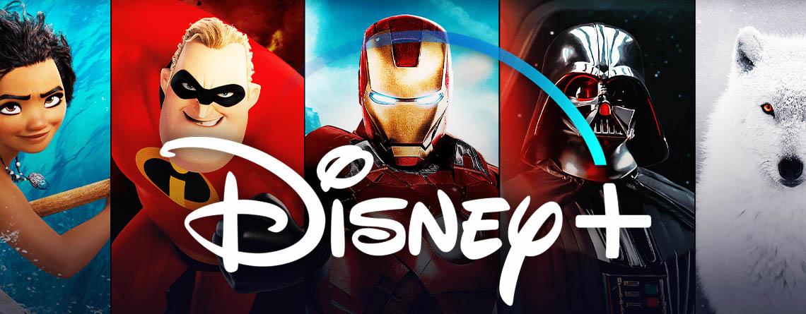 Disney+ Angebot: Diese Filme und Serien gibt es zum Deutschland-Start