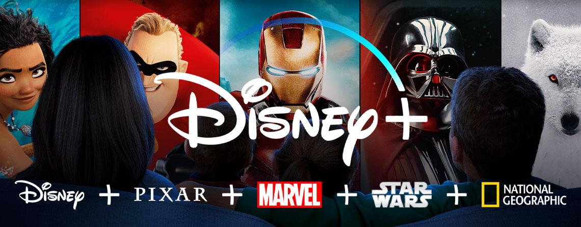 Nur noch wenige Stunden: Jetzt Disney+ im Angebot abonnieren