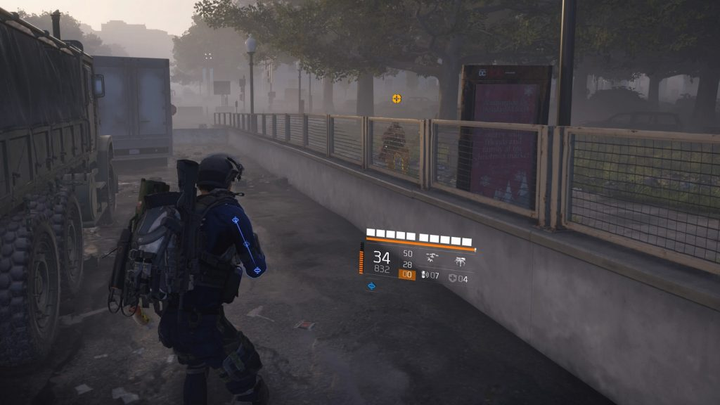 division 2 global event polaritätswechsel agent