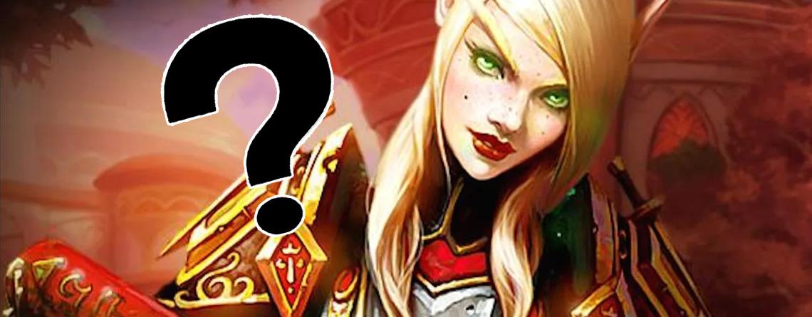 Ist jede hübsche Elfe in einem MMORPG in Wahrheit ein Typ? Finden wir's raus