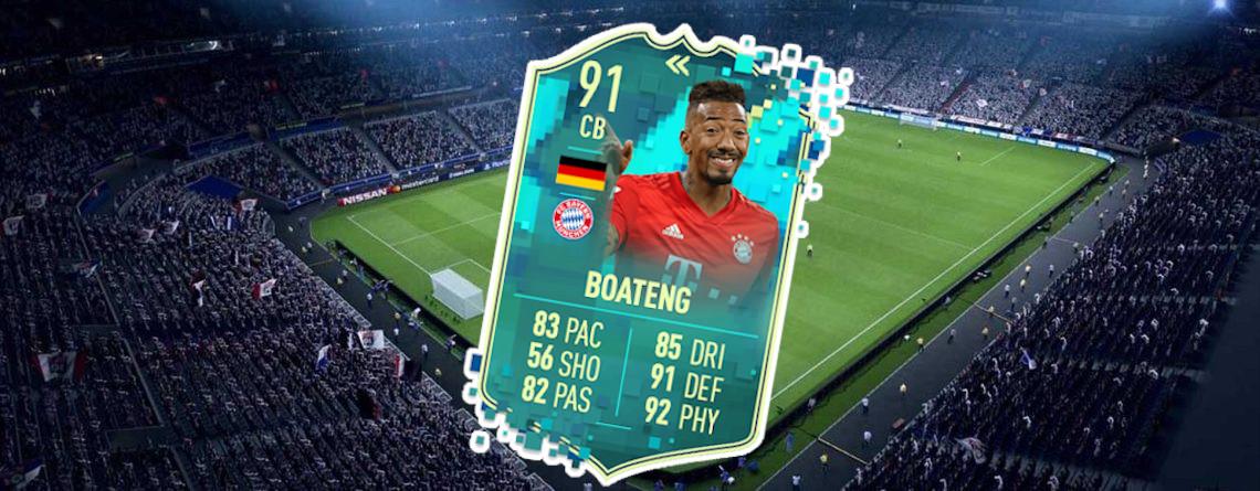 FIFA 20: Die neue Karte von Boateng ist ein Muss für FUT-Spieler – So holt ihr sie