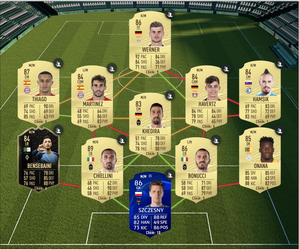 Aufgabe 2 - Serie A