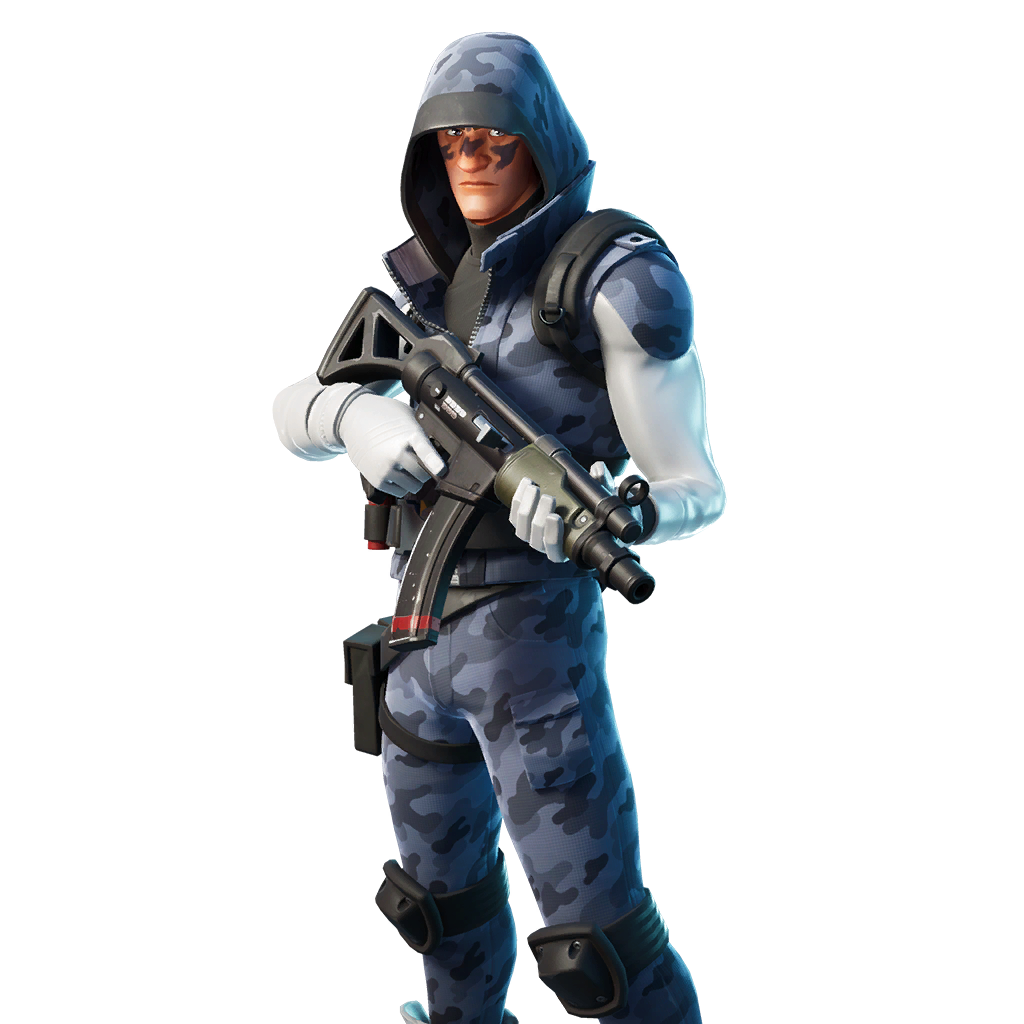 fortnite artic intel skin