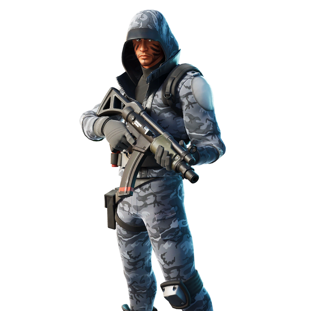 fortnite chillout skin