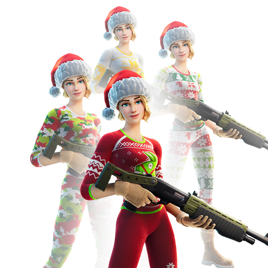 fortnite cozy commander skin