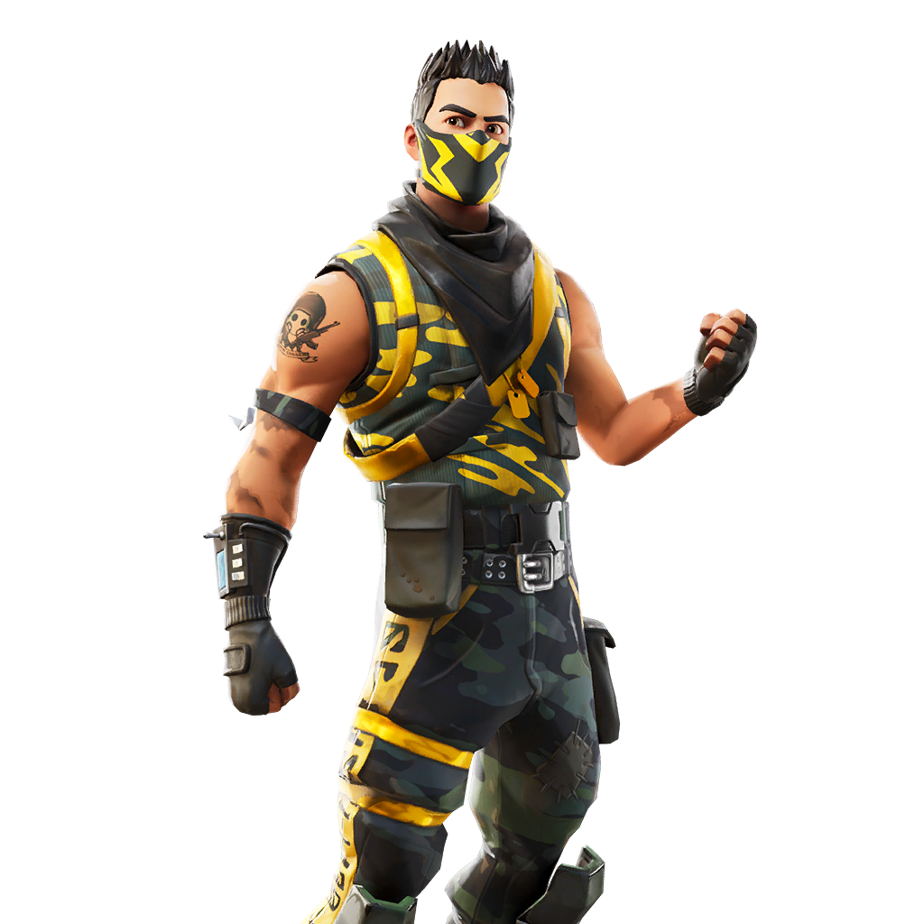 fortnite deadfall skin